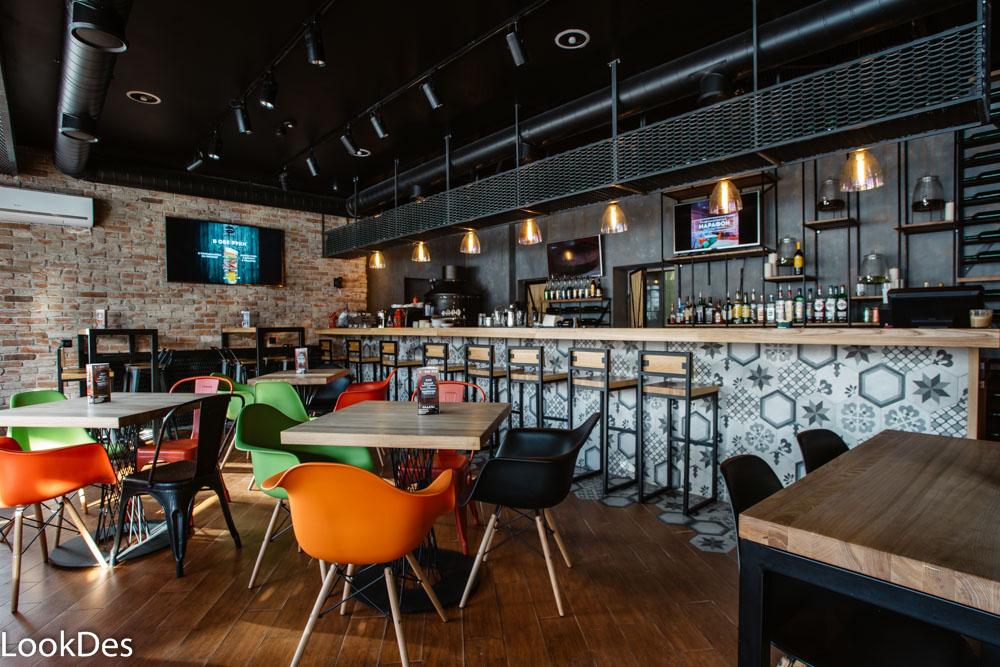Бургерная Kotleta Burger Bar, 1 этаж