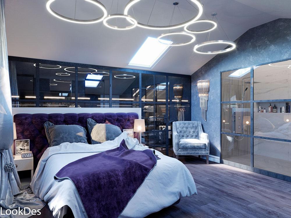 2-х уровневая квартира с мансардой