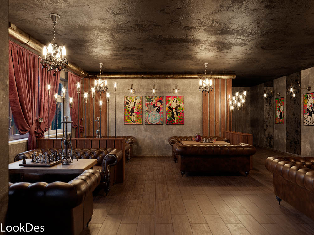 Кальянная Monopoly Lounge