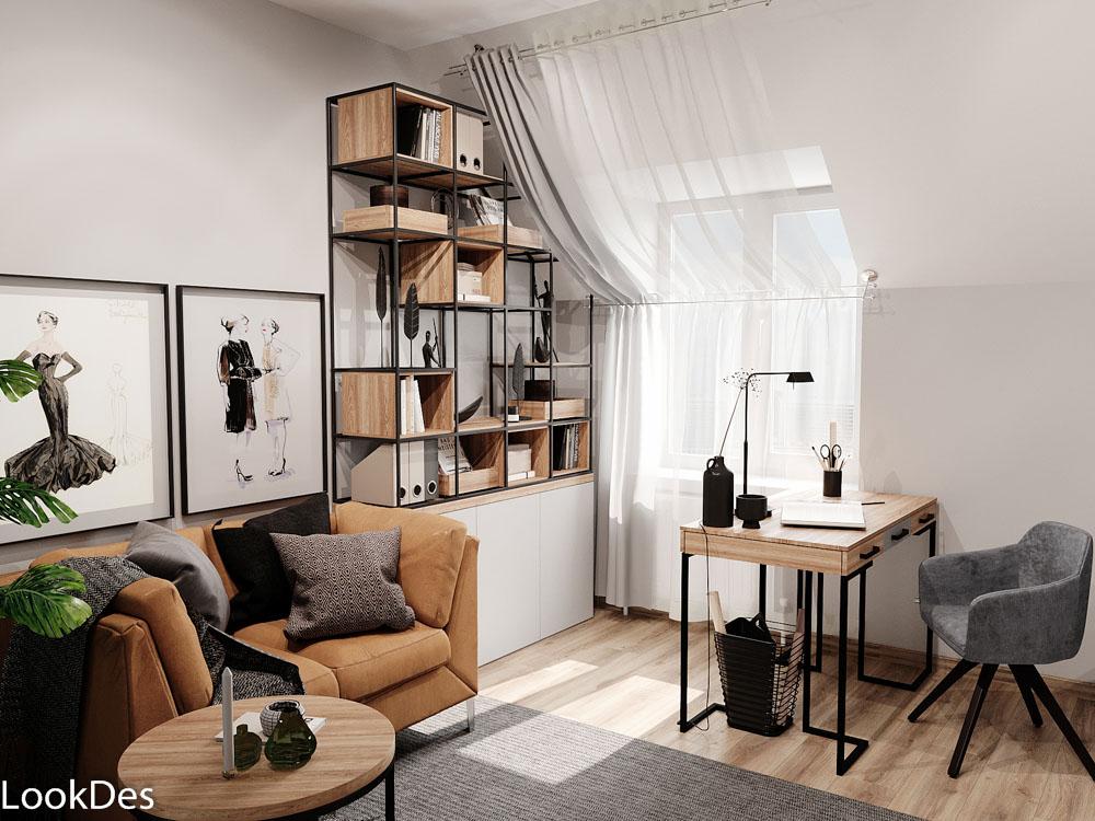 Квартира на Мансардной